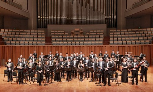 China Dunshan Symphonic Wind Orchestra