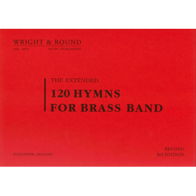 120 Hymns for 2nd Bb Trombone