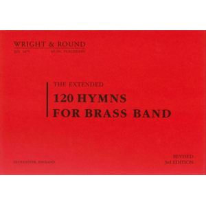 120 Hymns for 2nd Eb Horn