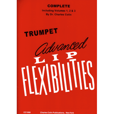 Advanced Lip Flexibilities for Trumpet
